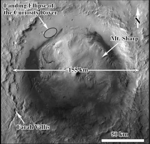 突发洪水的证据表明火星早期有大量的水.jpg