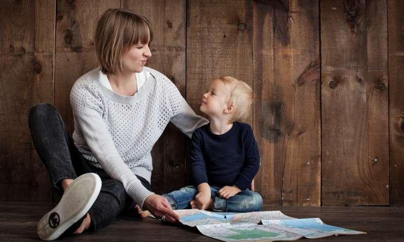 在孩子的体重方面 母亲比父亲更有影响力.jpg