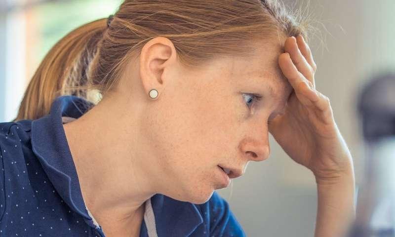 母亲在受孕时的压力与11岁时儿童的压力反应有关.jpg