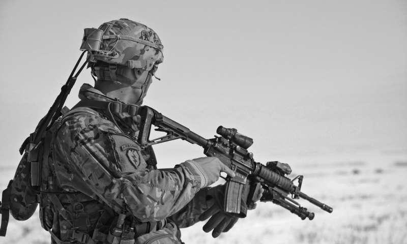 战斗退伍军人的PTSD研究在常见疗法中发现了类似的结果.jpg