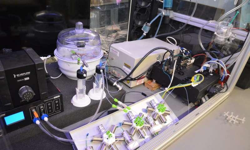 研究人员开创了机器学习 以加速化学发现 减少浪费.jpg