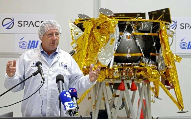 以色列航天器在月球之旅前获得特殊乘客.jpg