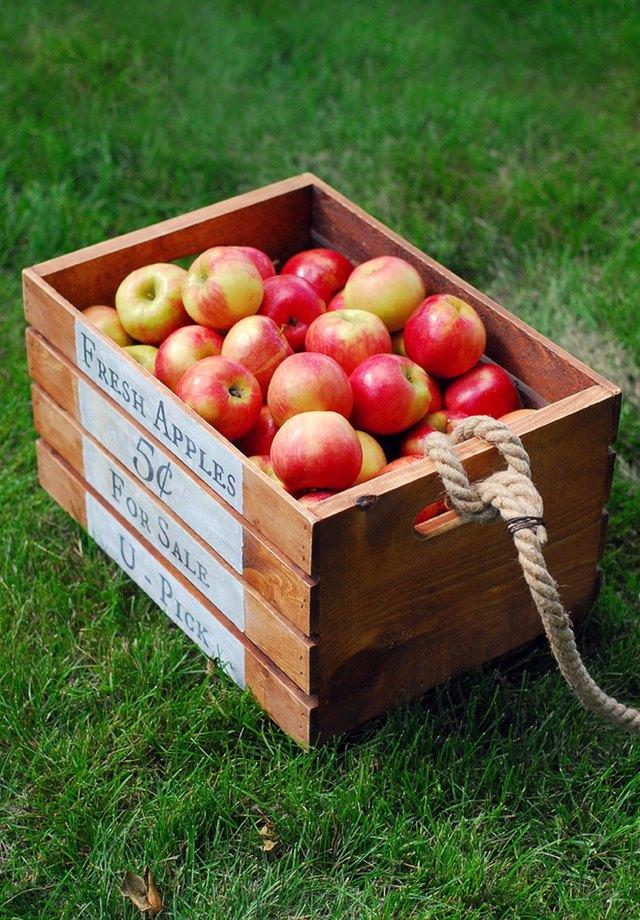 秋季DIY摆卖苹果的复古木箱6.jpg