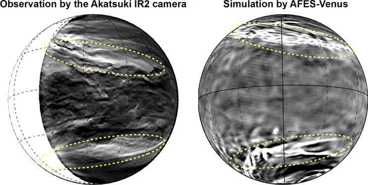 在行星金星云中发现的巨型模式.jpg