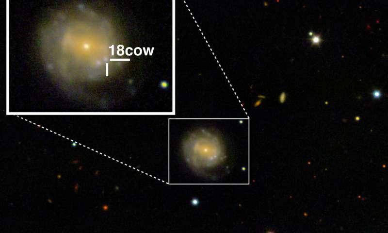 第一次捕获黑洞或中子星的诞生.jpg
